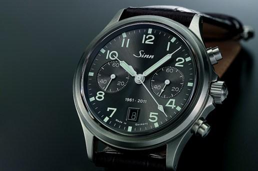 Sinn 358 Jubilaum watch