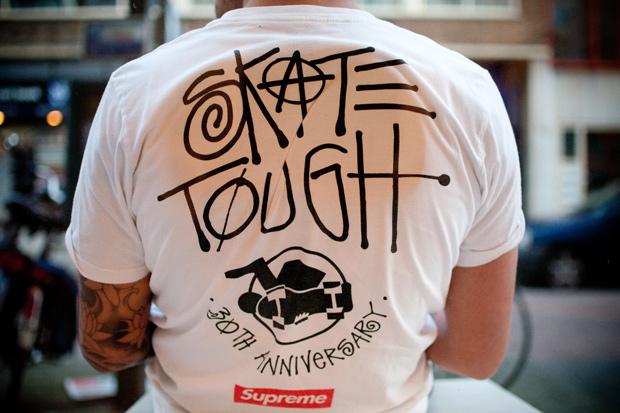 Streetsnaps: Skate Tough