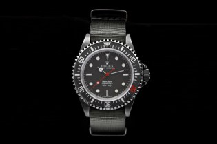 Slam Jam 20th Anniversary Custom Rolex Submariner
