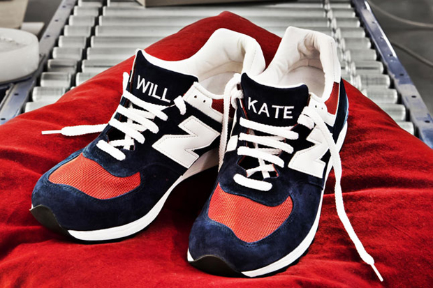 Sneaker Freaker: New Balance Will and Kate Royal Competition