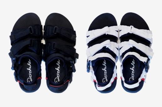 SOPHNET. x Nike Air Deschutz