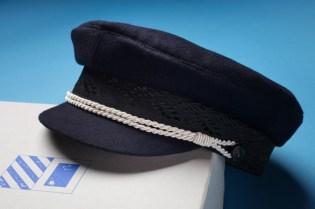 Sperry Top-Sider x Lars Küntzel Sailor Hat
