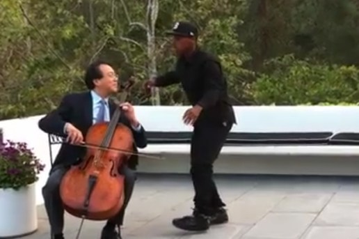 Spike Jonze Presents: Lil Buck and Yo-Yo Ma