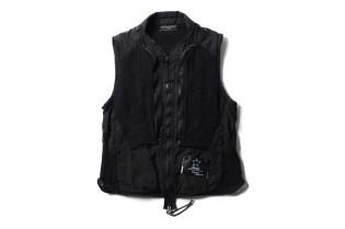 Stone Island Shadow Project Modular Array Vest