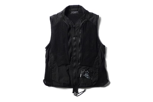 Stone Island Shadow Project Modular Array Vest