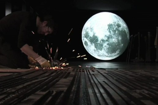"""Stone Island """"The Moon_The Ultimate Rock of Stone"""" @ Milan Design Week 2011"""