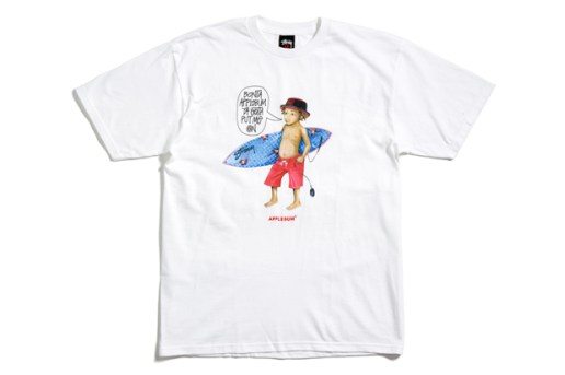 Stussy x Applebum 2011 Spring/Summer T-Shirt