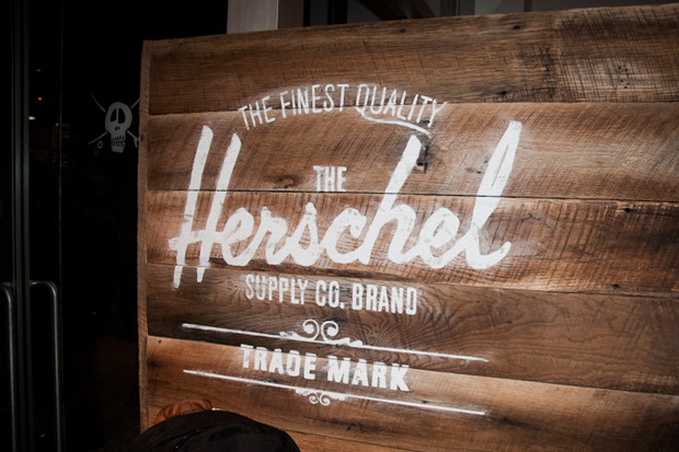 Stussy & Co. x Herschel Supply Co. Launch Event Recap
