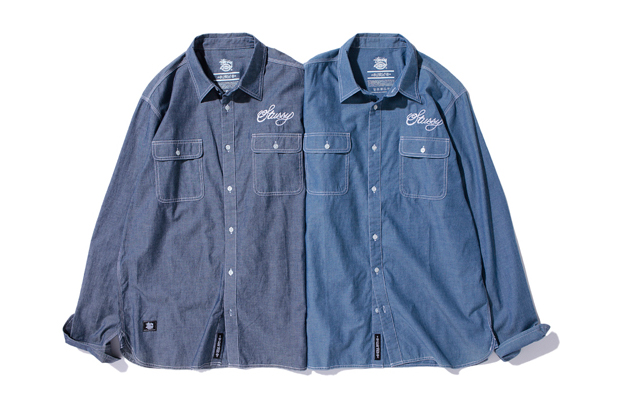 Stussy x Dickies 2011 Spring/Summer New Releases