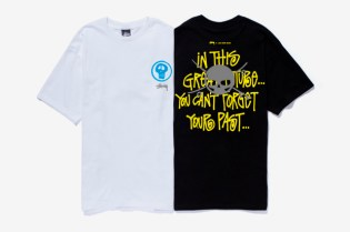 Stussy x JAM HOME MADE 2011 Spring/Summer Capsule Collection