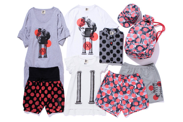 Stussy x PAM Capsule Collection