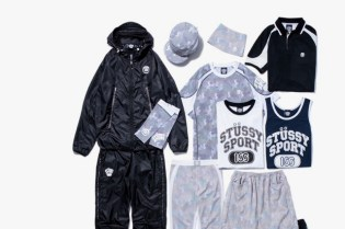 STUSSY SPORT by ONEHUNDRED ATHLETIC Collection 1