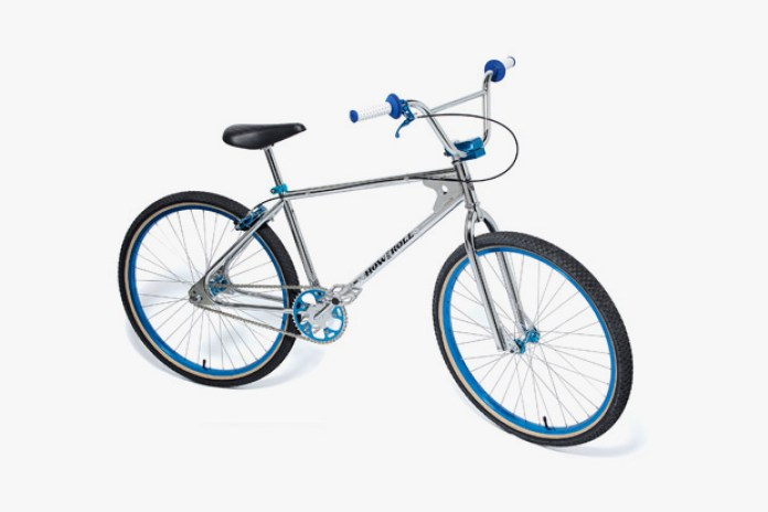 "Stussy x W-BASE ""How I Roll"" BMX Bike"