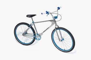 """Stussy x W-BASE """"How I Roll"""" BMX Bike"""