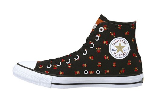 Super Mario Bros. x Converse Chuck Taylor All Star 25th Anniversary Collection