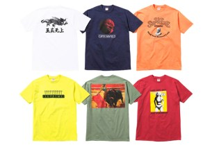 Supreme 2011 Spring T-Shirts