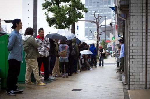 Supreme Japan Benefit T-Shirt Release Recap