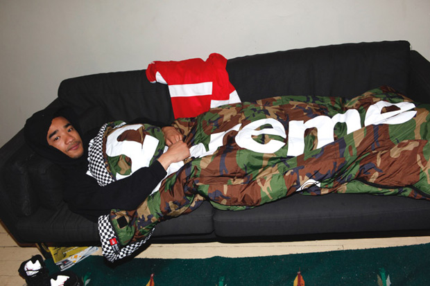 Supreme X The North Face 2011 Spring Summer Collection