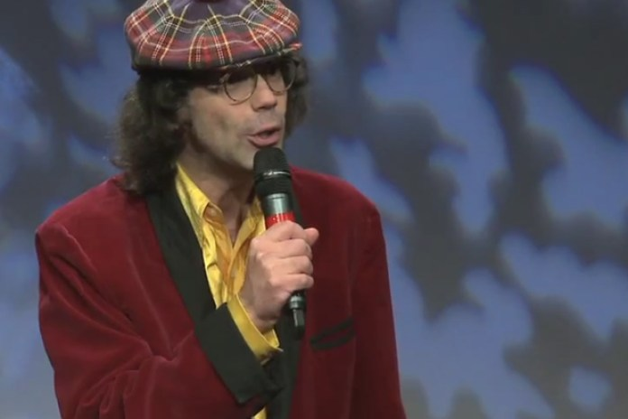 "TEDx: Nardwuar ""Do It Yourself"""