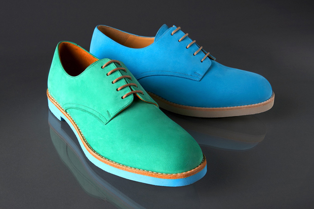T&F Slack Shoemakers 2011 Spring/Summer Collection