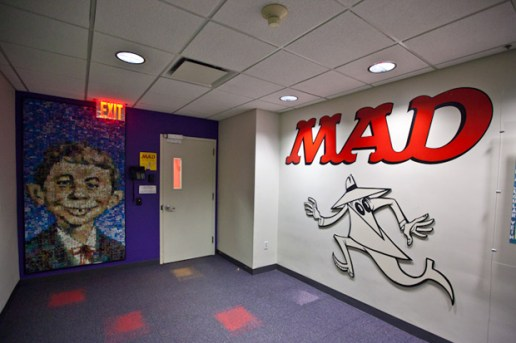 The Hundreds: MAD Magazine Headquarters Visit
