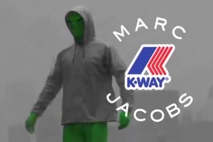 The New Phenomenon: Marc Jacobs / KWAY Jacket