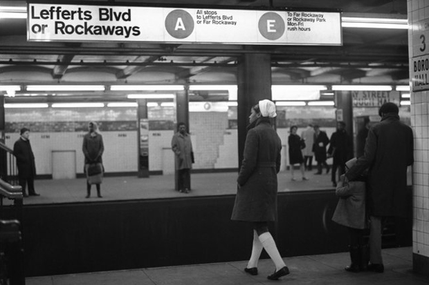 The New York Times: New York Subway's Long Dance With a Typeface