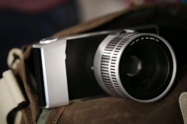 The WVIL Concept Camera