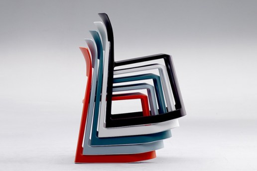 """Tip Ton"" Chair by Barber Osgerby for Vitra"
