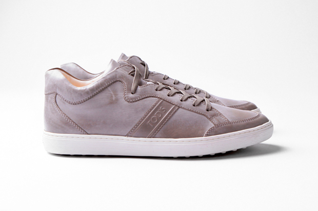 Tod's 2011 Spring/Summer Leather Sneaker