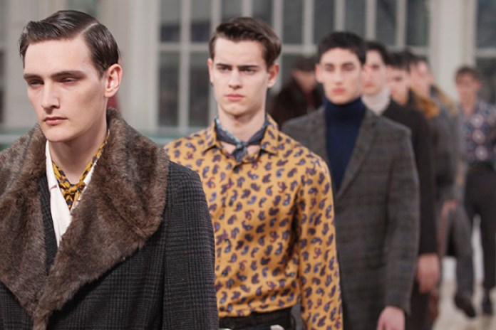 Topman Design 2011 Fall/Winter Collection