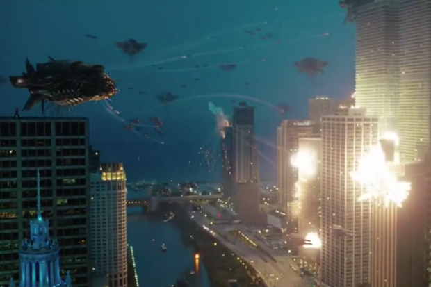 Transformers 3: Dark of the Moon Trailer