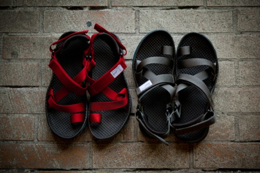 UNDERCOVER 2011 Spring/Summer Sandals