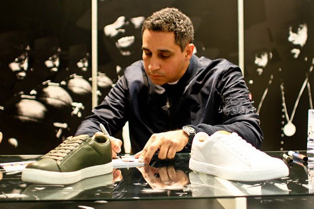UNDFTD x PUMA Clyde Collection Launch @ Dover Street Market Recap