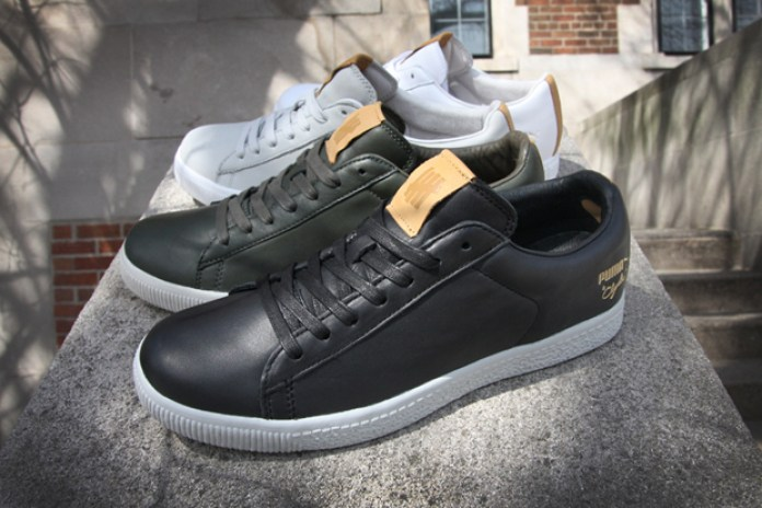 "UNDFTD x PUMA ""Stripe Off"" Clyde Collection"