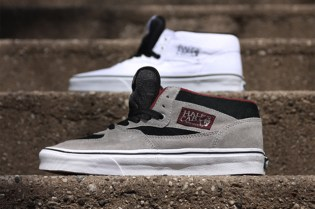 Vans Half Cab 2011 April New Releases