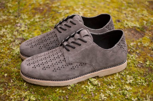 Vans Vault Derby TH LX Grey