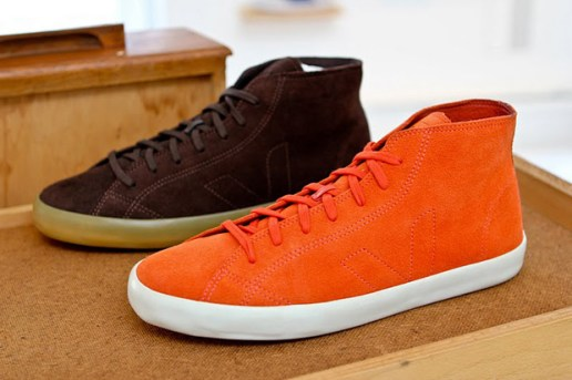 Veja 2011 Fall/Winter Indigenos Preview