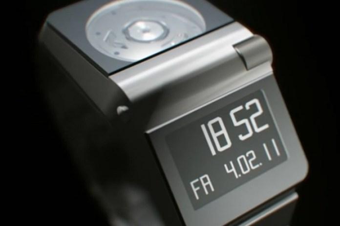 Ventura Spark MGS Watch