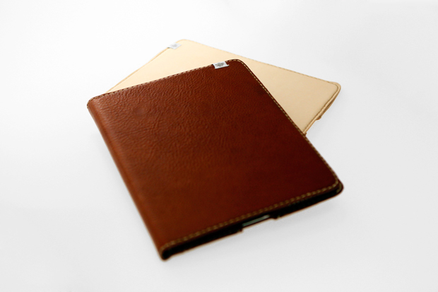 visvim F.I.L. Wanchai Opening Gift - iPad Leather Case