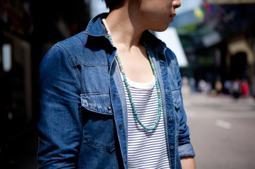 visvim TURQUOISE NECKLACE *F.I.L. EXCLUSIVE