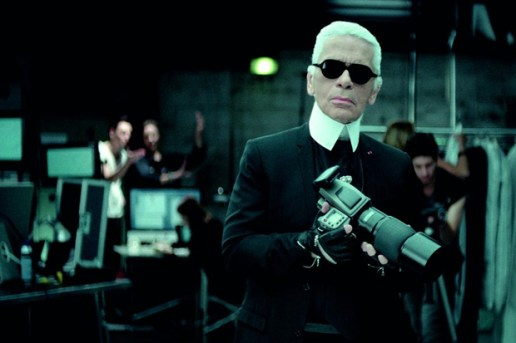 W Magazine: Thirty Minutes with Karl Lagerfeld Interview