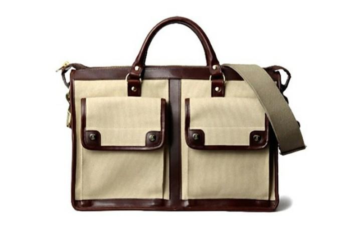 Waste(twice) x Porter x B Yoshida Briefcase