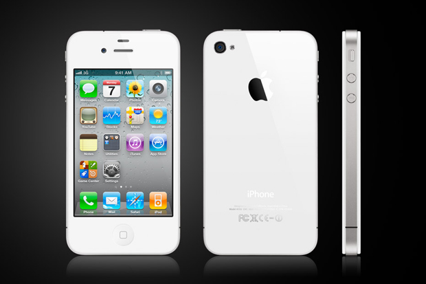 White Apple iPhone 4 Release