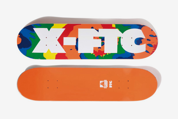 XLARGE x FTC 2011 Spring/Summer Capsule Collection
