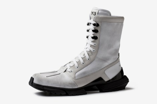 Y-3 2011 Fall/Winter Footwear Collection Preview