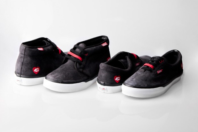 430 x Vans 2011 Spring/Summer Capsule Collection