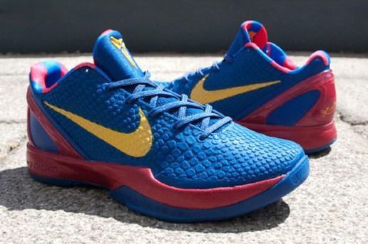 """Nike Zoom Kobe VI """"Barcelona"""""""