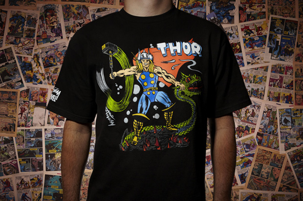 Marvel Comics x Stussy Series 2 Artist Collection