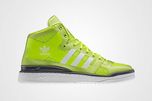 adidas Forum Mid Crazy Light
